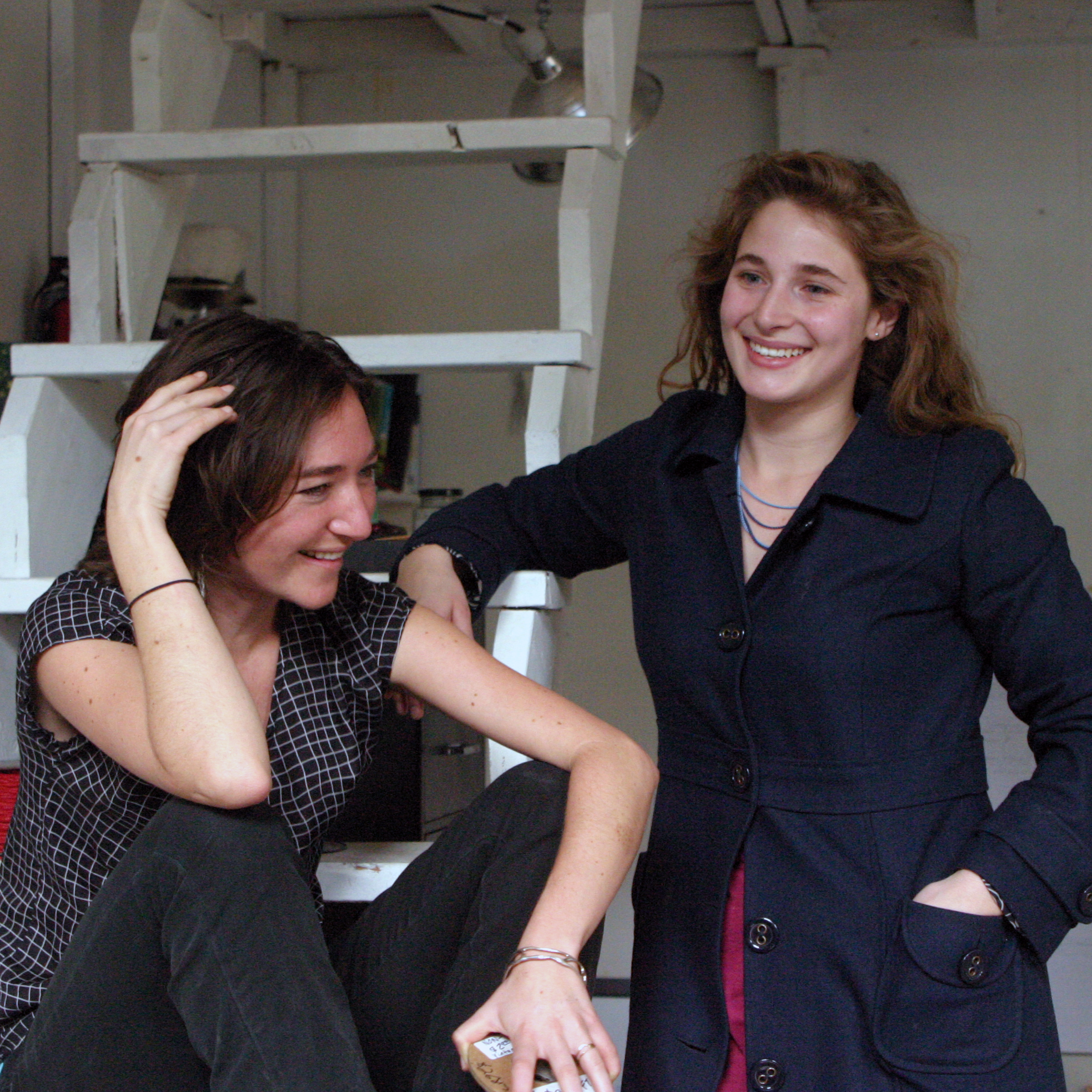 Anna Bario  and Page Neal 10 years ago