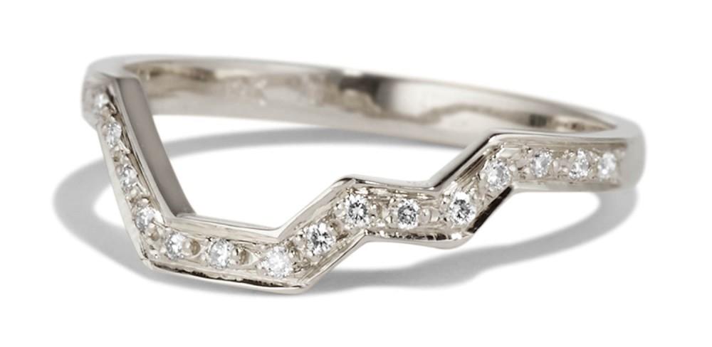 Linea Diamond Band