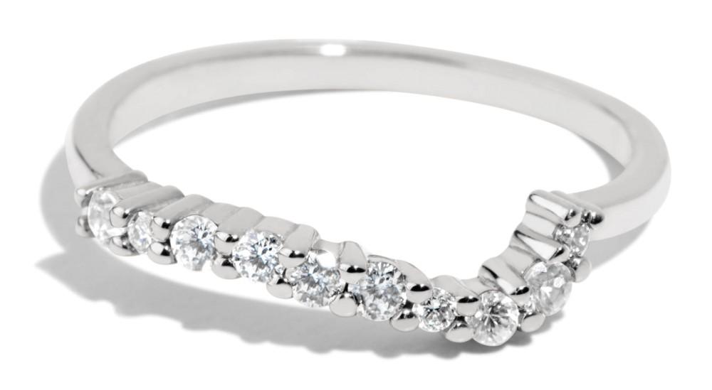 Radial Cluster Diamond Band