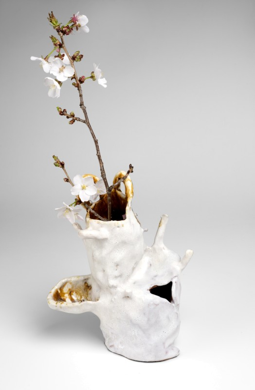 Soft White Vase *Sold Out*