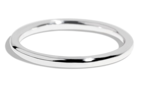 Ready Band in Sterling Silver